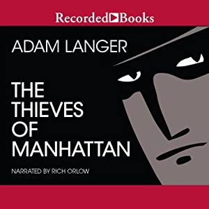 Thieves of Manhattan Audiobook