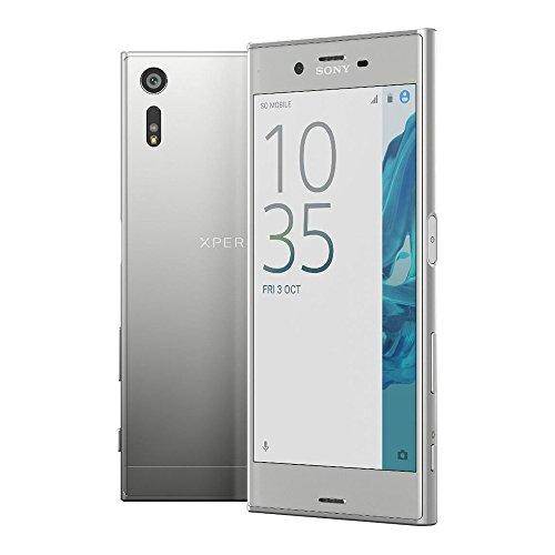 Sony Xperia XZ F8332 64GB 5.2-Inch 23MP 4G LTE Dual SIM FACTORY UNLOCKED International Stock No Warranty (PLATINUM)