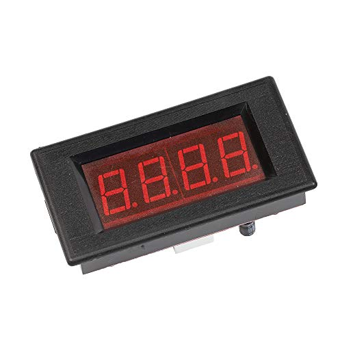 Cloudray LED Ammeter 0-50mA Analog Amp Panel Meter Current for CO2 Laser Engraving Cutting Machine