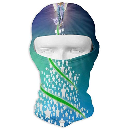 Balaclava Elf On The Christmas Tree Full Face Masks Ski Mask Motorcycle Hood For Cycling Sports Mountaineering