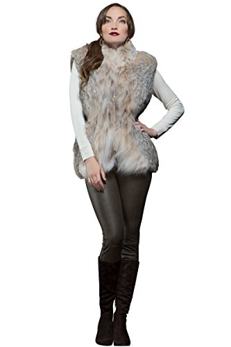 guy-laroche-womens-fitted-canadian-lynx-and-leather-fur-vest
