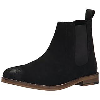 Men's Black Chelsea Boots