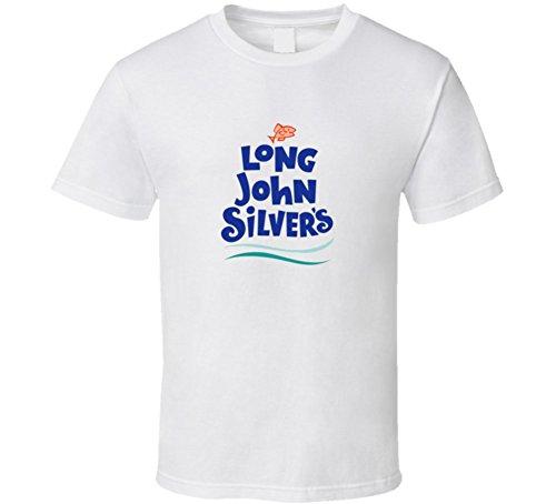 long-john-silvers-t-shirt-l-white