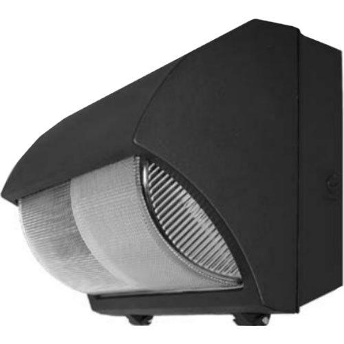 Trace Lite L119EX-IND-100-120, 100W 120V Large, Semi-Cutoff Induction Wall Pack, Architectural Bronze