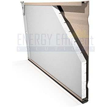 Garage Door Insulation Kit - Foam Panels  sc 1 st  Amazon.com & Garage Door Insulation Kit - Foam Panels - Weatherproofing Garage ...