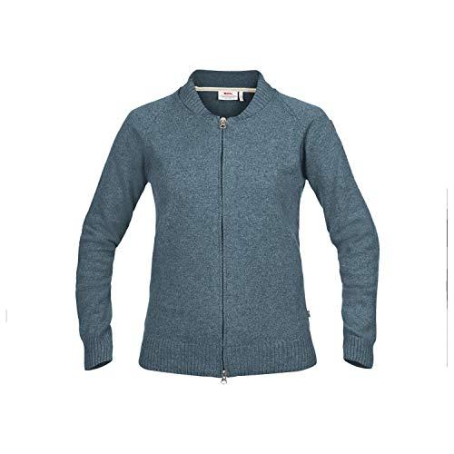 wool Giacca Vespro Zip Donna Övik Fjällräven Re Eq8AnT