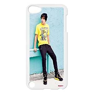 Beautifulcase Austin Mahone ****vogue Ipod Touch 5 case cover, Hipster protective case cover Apple Ipod Touch I7LEZmQfIO7 5 case cover {White}