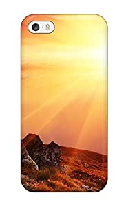 Iphone 5/5s Case, Premium Protective Case With Awesome Look - Sunrise