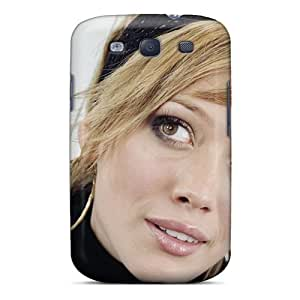 Waterdrop Snap-on Hilary Duff Case For Galaxy S3