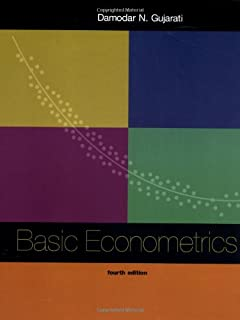 Basic Econometrics Gujarati 5th Edition Pdf
