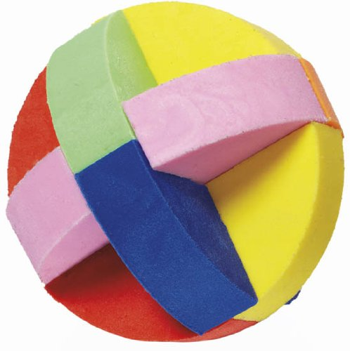 Amazon com: Puzzle Ball Eraser, Package of 12: Toys & Games
