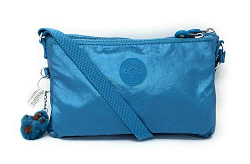 Tile Turkish Womens - Kipling Mikaela Crossbody Bag (Turkish Tile Metallic)