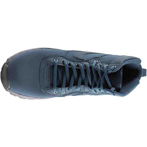 Nike Mens Manoadome Boot Donker Obsidiaan / Varsity Maïs / Vuursteen Grijs
