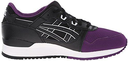 Asics Heren Gel-lyte Iii Retro Sneaker Paars / Zwart