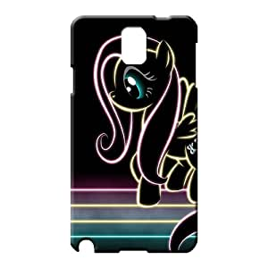 samsung note 3 Attractive Premium stylish cell phone skins glowing fluttershy