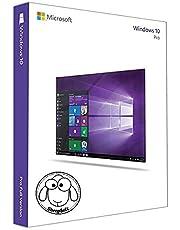 Windows 10 Pro Original 64 bit versione ESD + Sheepsoft® e-book