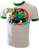 1976 Vintage Mego Style Marvel Comics The Incredible Hulk t-shirt from DC COMICS