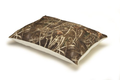 Dallas Manufacturing Co. 30-Inch by 40-Inch Heavy Indoor/Outdoor Pet Bed, Camouflage