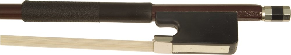 Glasser Fiberglass Viola Bow with Plastic Grip Standard 13-14 Inch