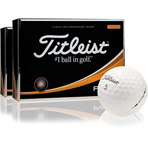 (Titleist Pro V1 High Number Golf Balls- Double)