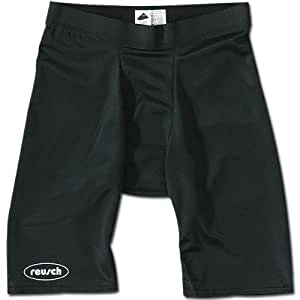 Reusch 29200 Compression Short (Black, Youth Small)