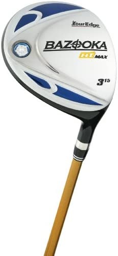 Tour Edge Mens Bazooka HT Max 3 Fairway Wood
