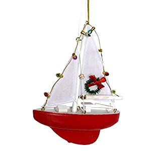41AUedzPg%2BL._SS300_ 500+ Beach Christmas Ornaments and Nautical Christmas Ornaments
