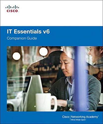 IT Essentials Companion Guide v6 (6th Edition)