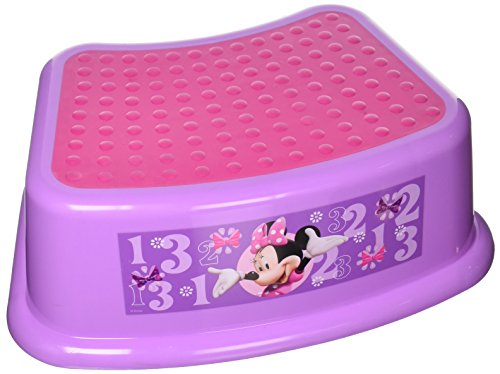 Disney Baby Banquito de Minnie Ginsey, color Rosa