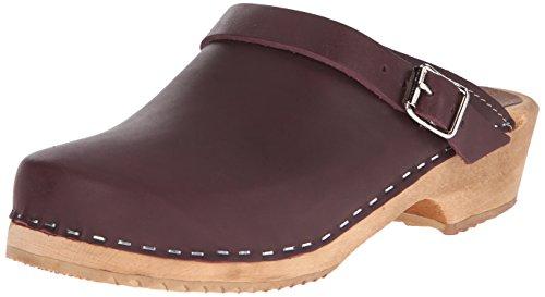 Women's Mia 'Alma' Clog, Size 6 M - Purple