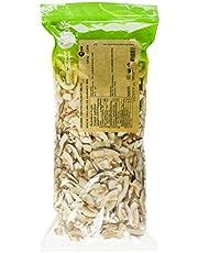 Yupik Organic Toasted Coconut Smiles, Non-GMO, Vegan, Gluten-Free, Kosher, 1Kg