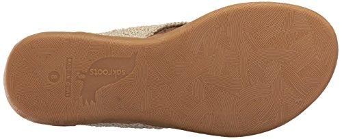 Sarria Eggshell Sak Women's Flop Flip Sparkle The OwPAqP
