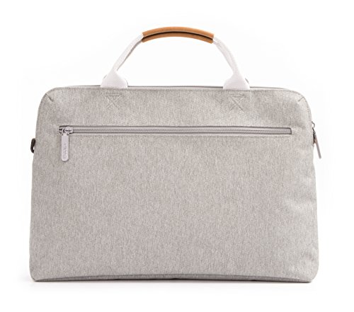 GOLLA BAGS Original Aktentasche, 38 cm, 3.9 Liter, Salt & Pepper