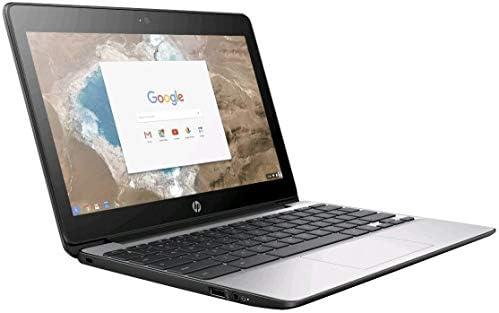 HP Chromebook 11 G5 11.6 inches Chromebook - Intel Celeron N3050 Dual-core (2 Core) 1.60 GHz (Renewed)