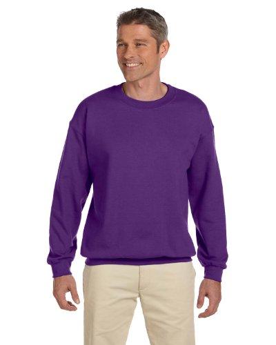 Purple Classic Crew Sweatshirt - 7