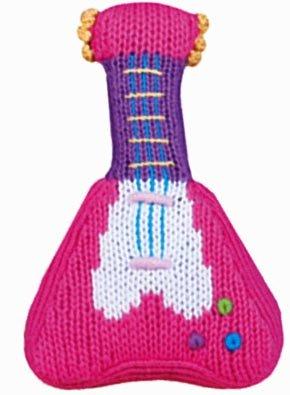 有機Zubelsピンクギター5