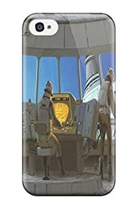 7557816K447654520 star wars tv show entertainment Star Wars Pop Culture Cute iPhone 4/4s cases WANGJING JINDA