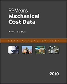 RS Means Mechanical Cost Data