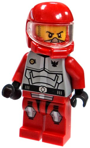LEGO Galaxy Squad LOOSE Mini Figure Billy Starbeam