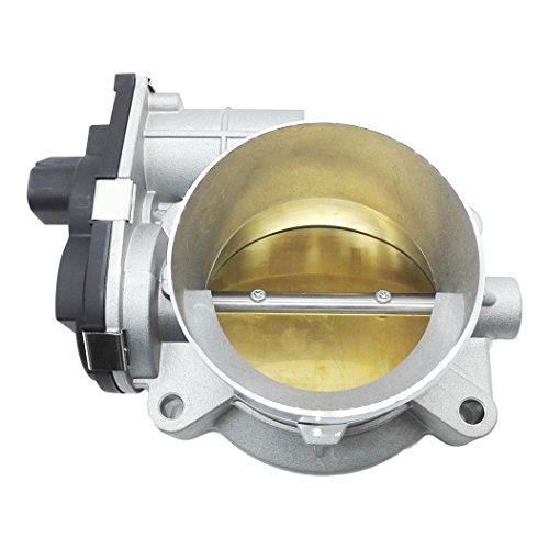 - Throttle Body for Chevrolet Avalanche Silverado Trailblazer GMC Sierra Savana Yukon Hummer 5.3L 4.8L