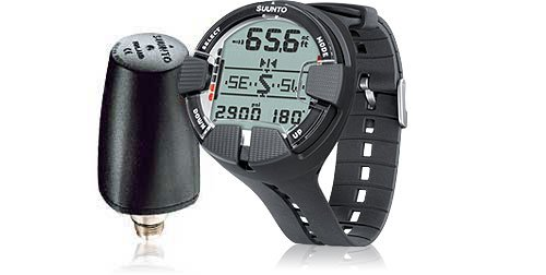 Suunto Scuba Diving Vyper Air, Wrist with USB and Transmitter