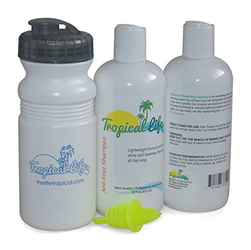 Tropical Life Sneak Alcohol Cruise Kit Smuggles Booze to Save Money on Bar Tab. Secret Alcohol Containers Hide 38 Oz. of Alcohol. Includes Easy Fill Spout and Drinking Bottle to Carry Throughout Ship (Booze Traveler Best Bars)