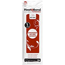 "Thermoweb Heat'n Bond Ultra Hold Iron-On Adhesive-17""X36"""