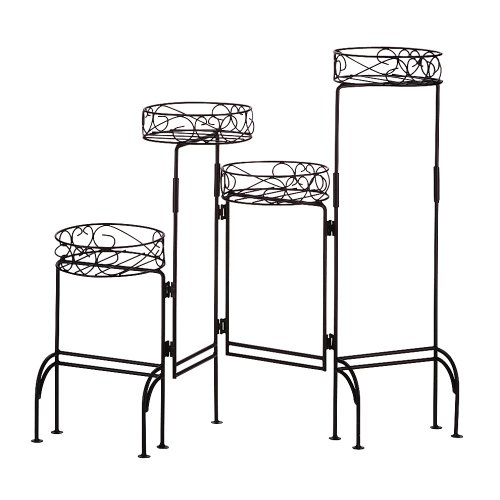 VERDUGO GIFT Four-tier Plant Stand Screen by VERDUGO GIFT