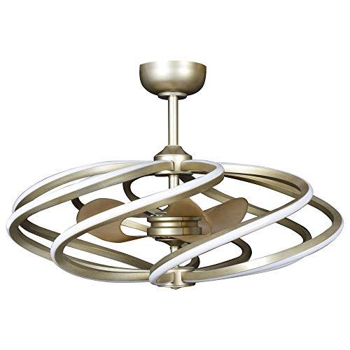 Bs White Ceiling Lighting - Access Lighting 63114LEDD-BS Vortex Hanging Pendant, Brushed Steel
