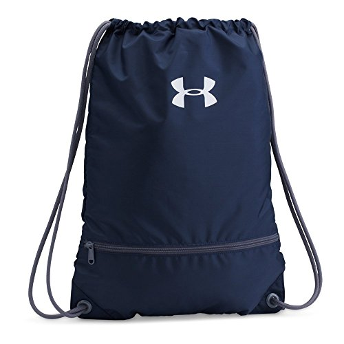 Under Armour Team Sackpack Backpack,Midnight Navy (410)/White, One Size