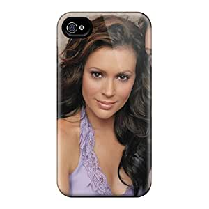 Back Cases Covers For Iphone 6 - Alyssa Milano Marie Combs Rose Mcgowan