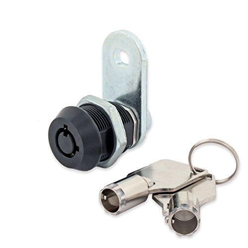 FJM Security FJM 2400AS BLK KA Tubular Cylinder