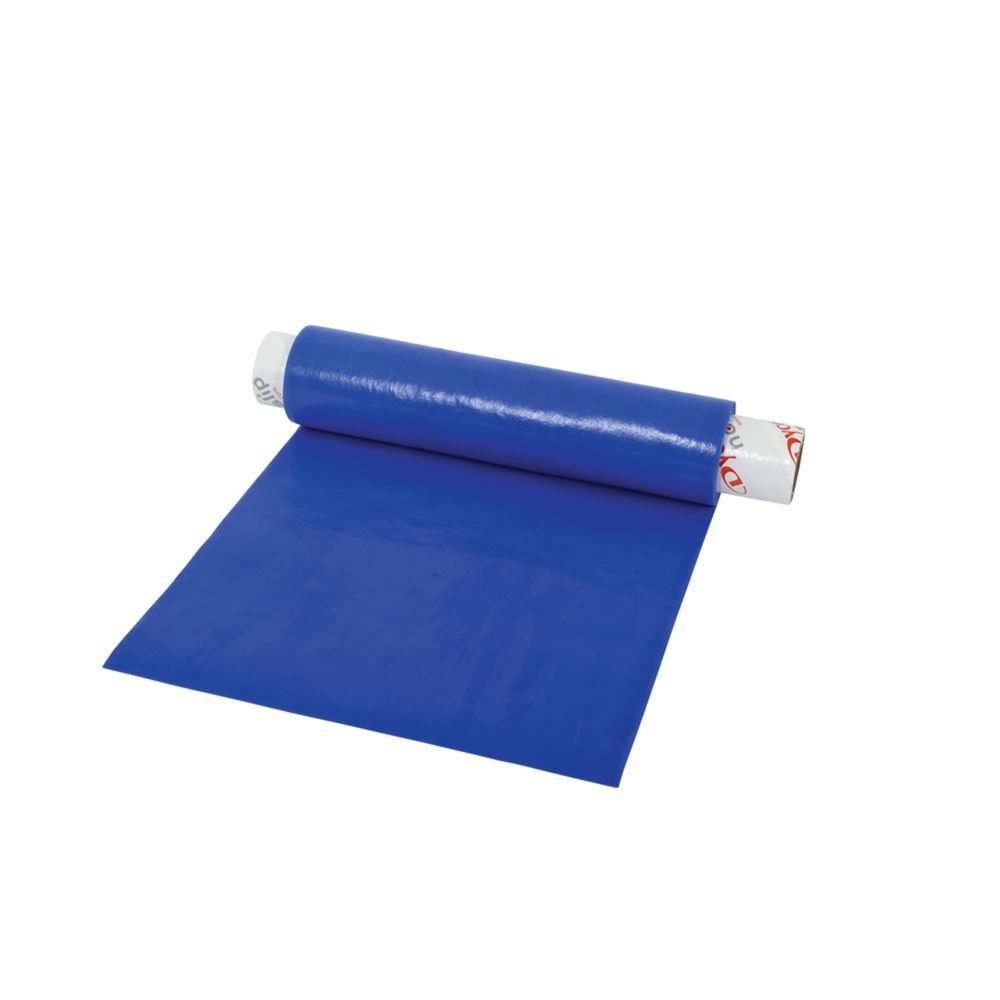 Dycem Bulk Roll Matting 8 X 2 Yd Roll Blue Non Slip Material Helps Improve Stabilization Gripping Holds Plates Bowls In Place Grip Jars When Opening Cabinet Liner Exercise Mat More