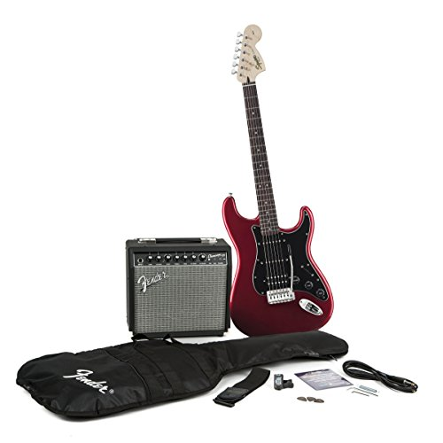 squier-by-fender-strat-hss-electric-guitar-pack-candy-apple-red